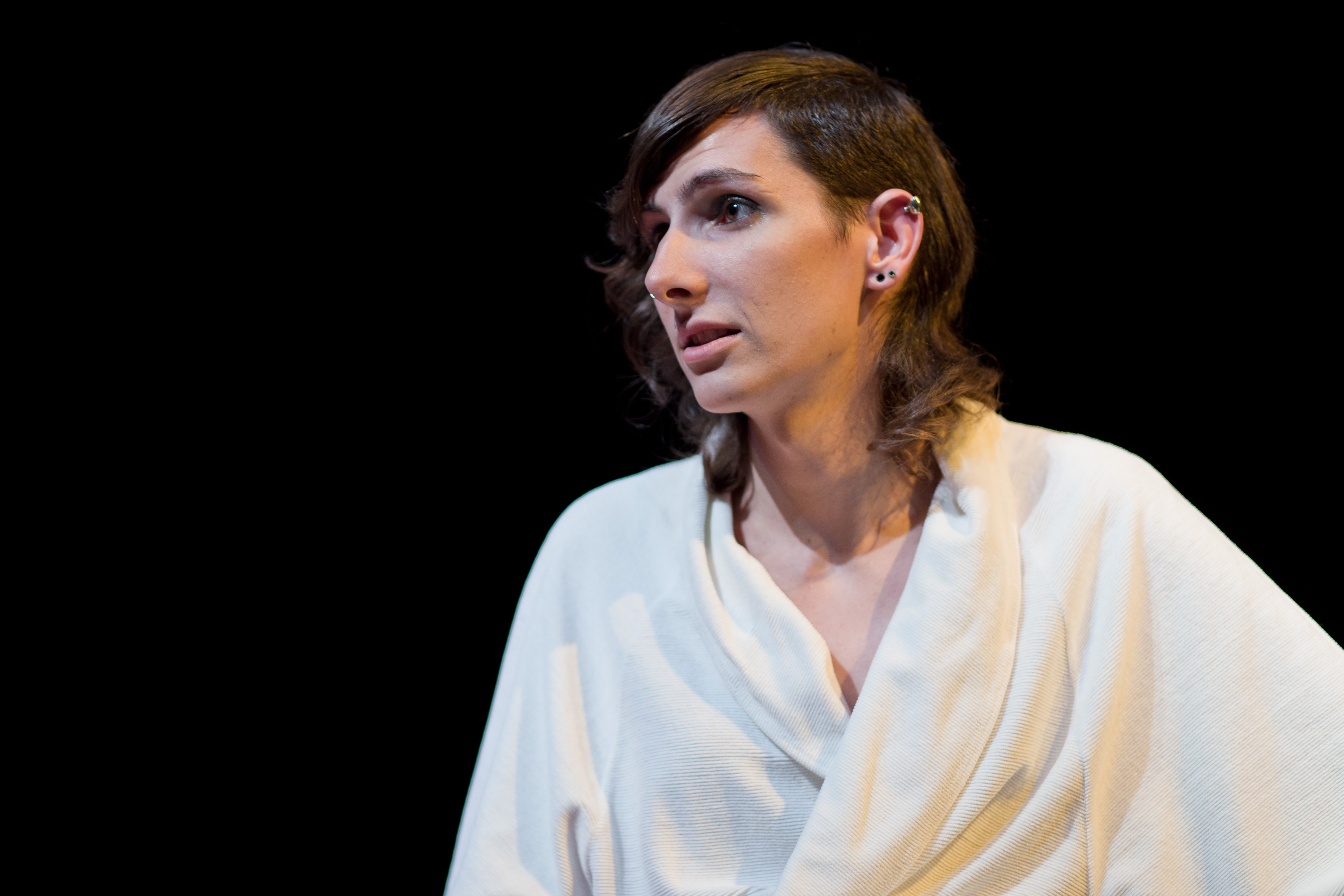 Sarah Christine Meyers as Rosie, 2013